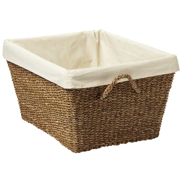 Typha Rectangle Laundry Basket