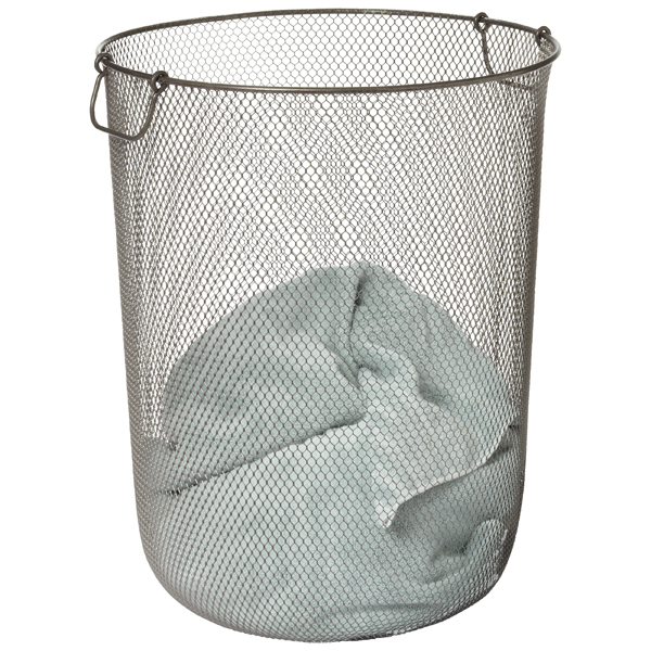 Industrial Mesh Hamper