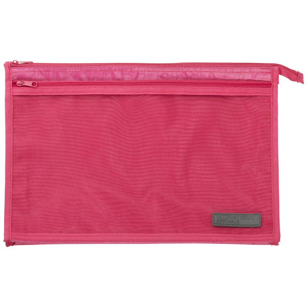Barcelona Paper Pouch Pink