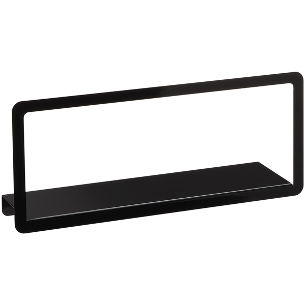 Umbra® Simple Long Display Shelf Black