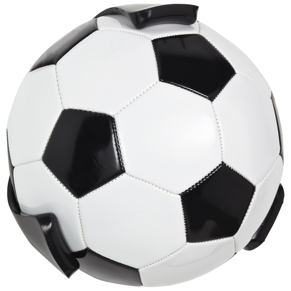 Soccer Ball Claw Black