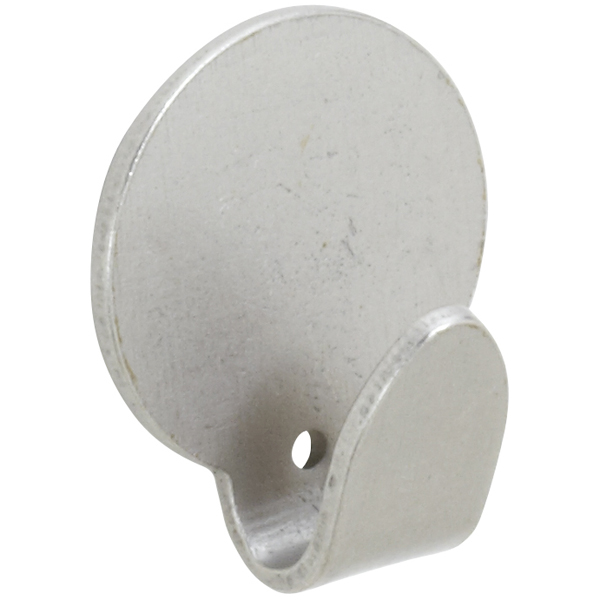 Neo Small Magnet Hooks Nickel Pkg/5