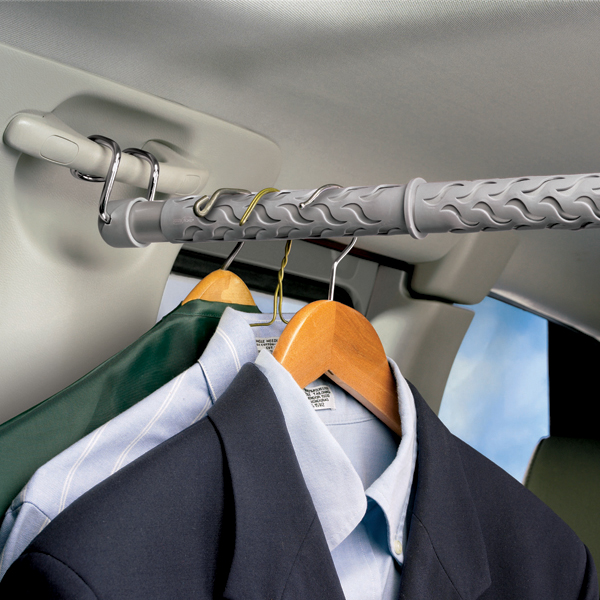 Car clothes hanger for handover | Beanstalk Single Mums