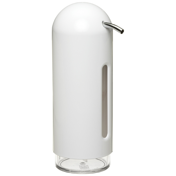 Umbra® Penguin Soap Pump White