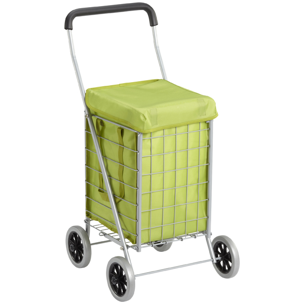 Steel Cart Nylon Liner Green