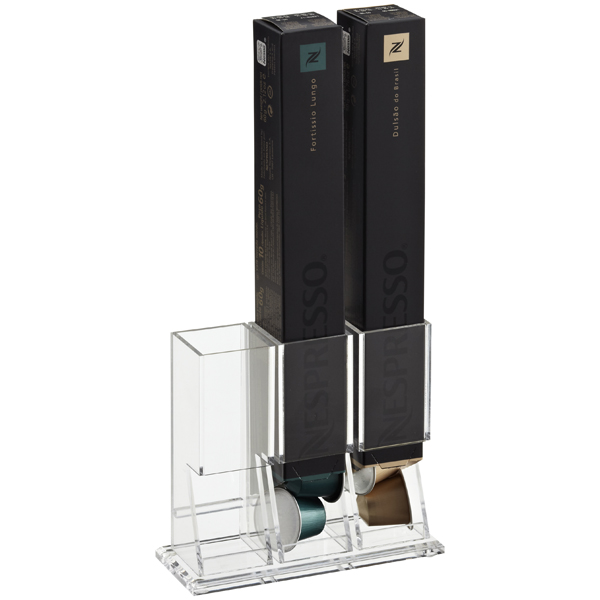 Acrylic Capsule Box Holder for Nespresso®
