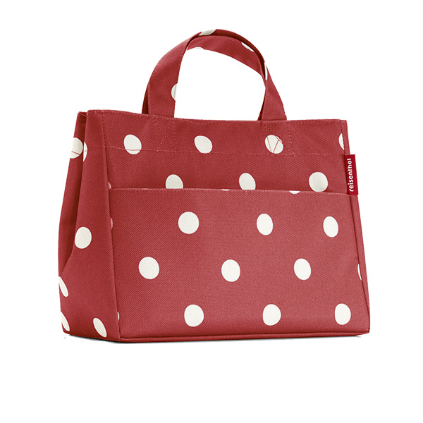 reisenthel® Lunch Tote Ruby Dots