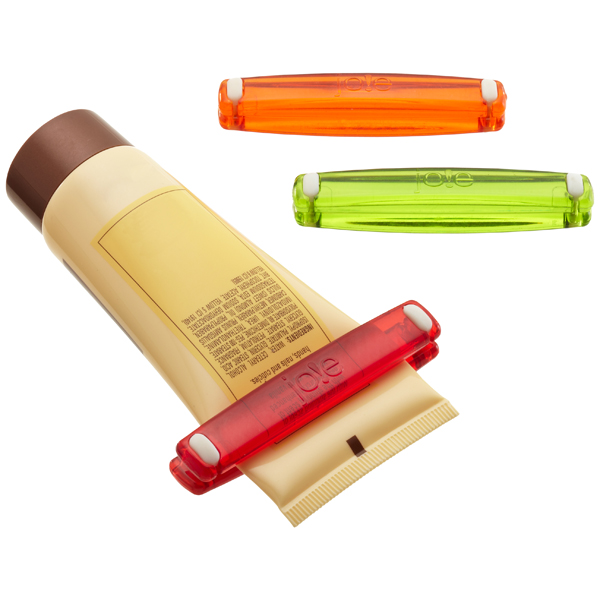 Squeeze Ease Tube Squeezer Assorted Pkg/3