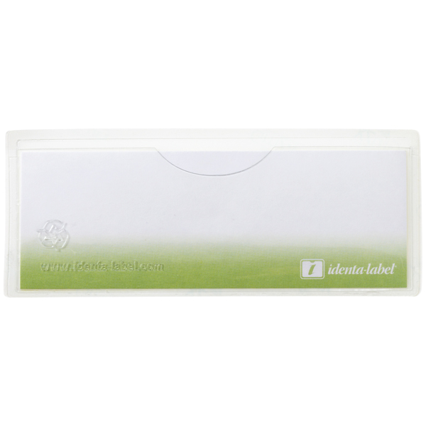 Small identa-label™ Pouches Pkg/8