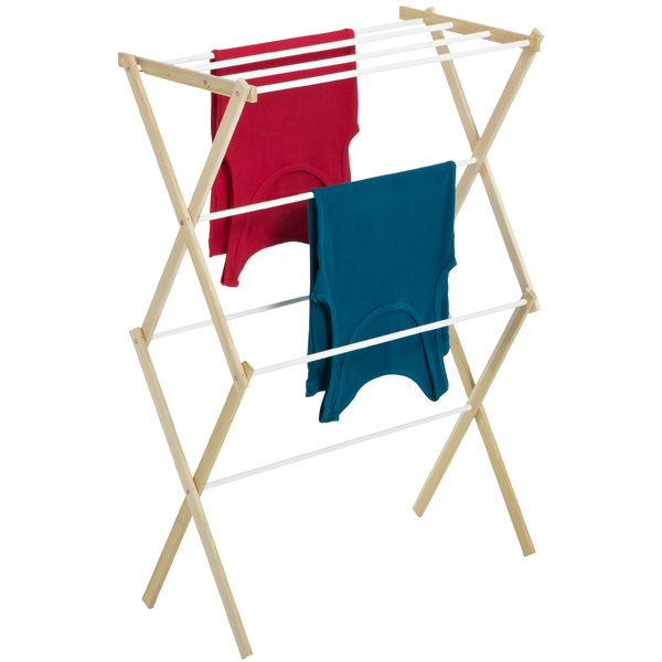 8-Dowel Drying Rack