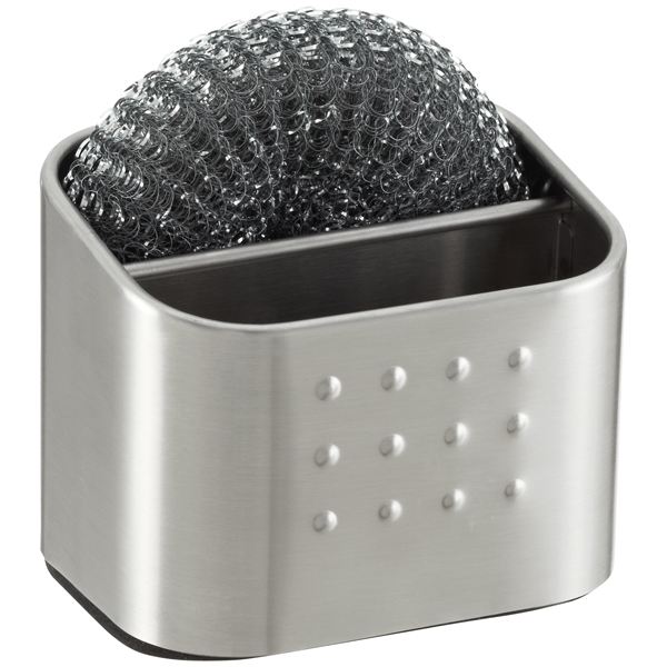 Forma Scrubby Caddy Stainless