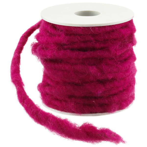 Wool Wire Fuchsia