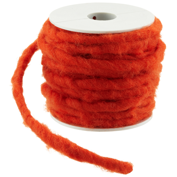 Wool Wire Orange