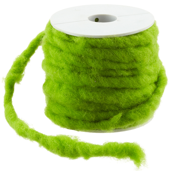 Wool Wire Lime