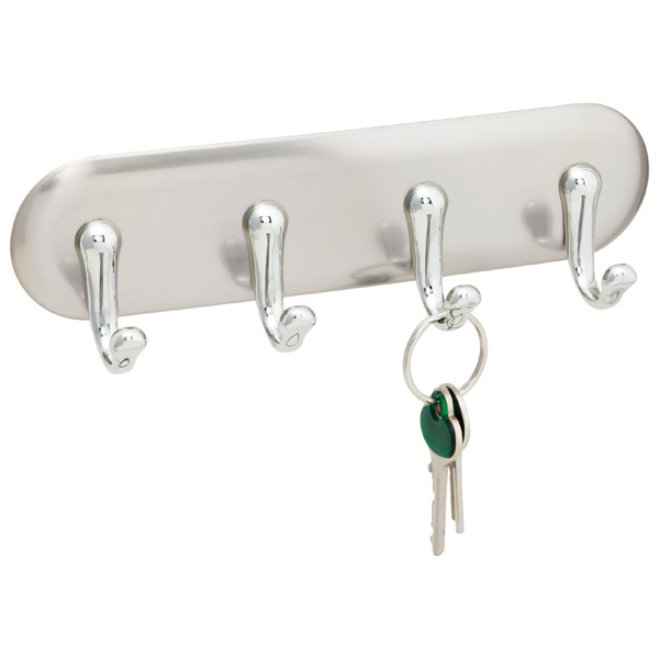 York Adhesive Key Rack