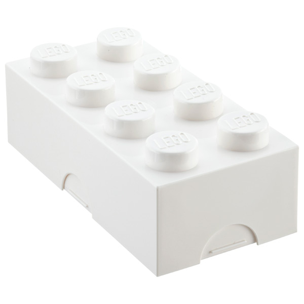 Large LEGO® Box White