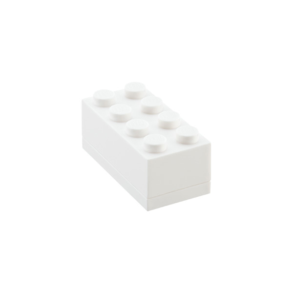 Small LEGO® Box White