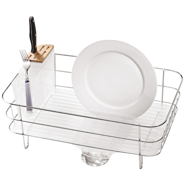 Slim Dishrack Stainless