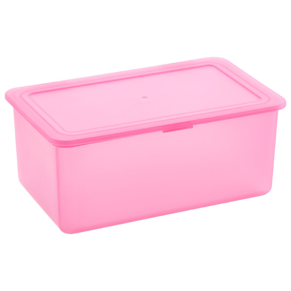 Stackable Storage Box Pink