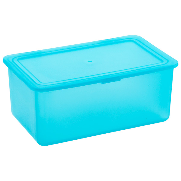 Stackable Storage Box Blue