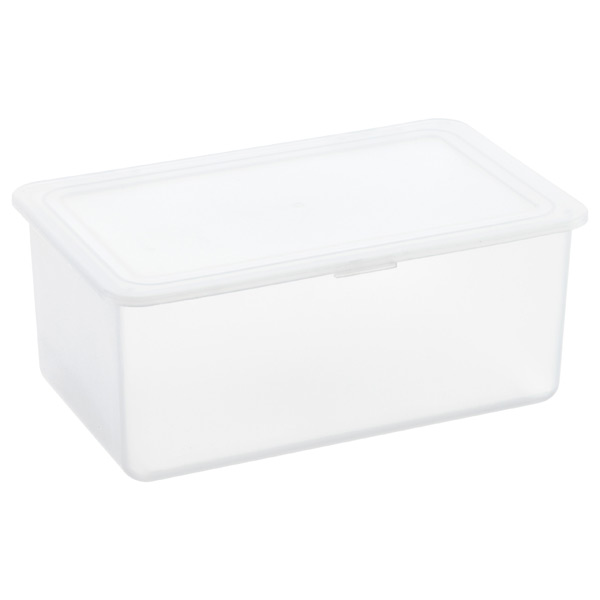Stackable Storage Box Translucent
