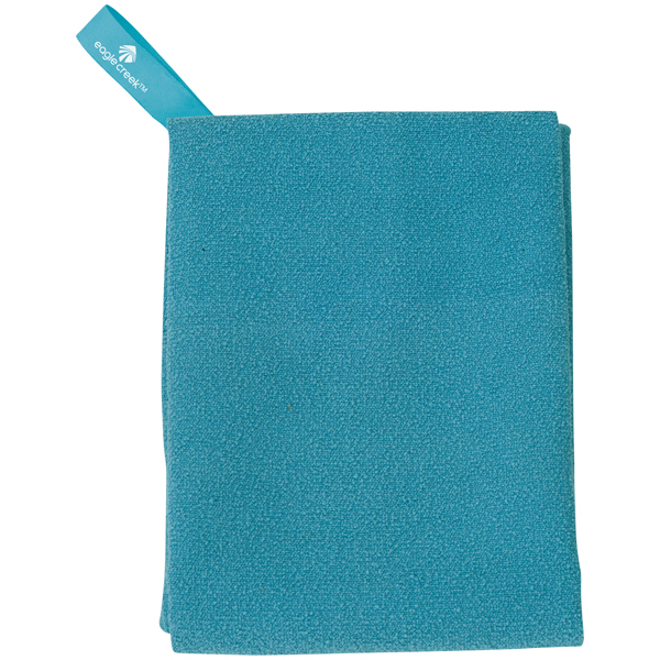 Large Travel Towel 2 Ocean Blue