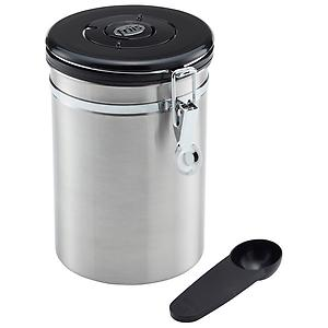 1 lb. Coffee Vault Stainless