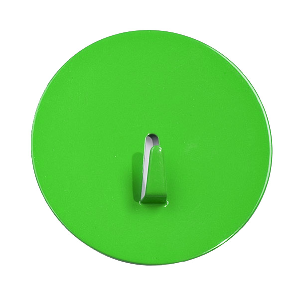 Mini Spot-On!™ Magnet Hooks Spring Green Pkg/4