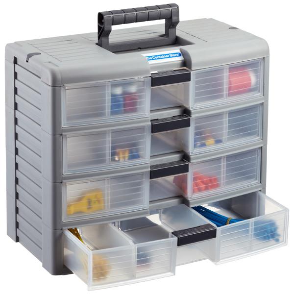Merveilleux 4 Drawer Storage Chest ...