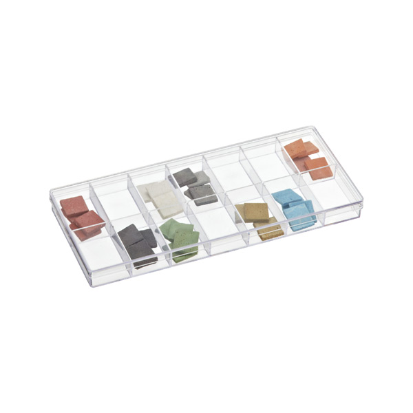 14-Compartment Box Clear
