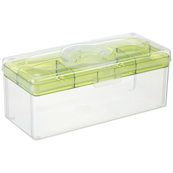 Large Hobby Box with Green Tray