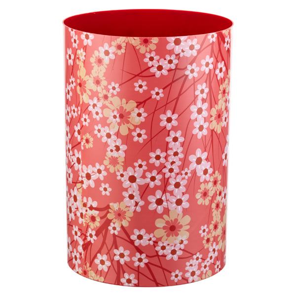 Cylinder Can Blossom