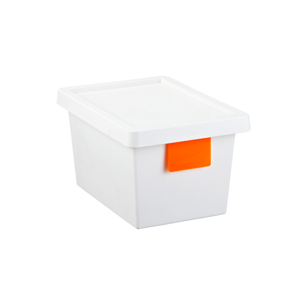 3.2 gal. TAGstore™ White/Orange