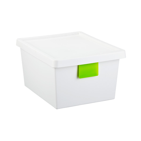 5.5 gal. TAGstore™ White/Green