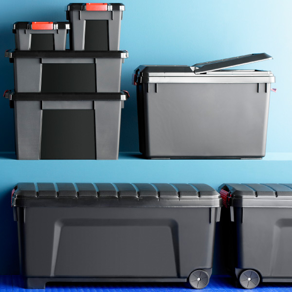 Store It All Trunk With Wheels