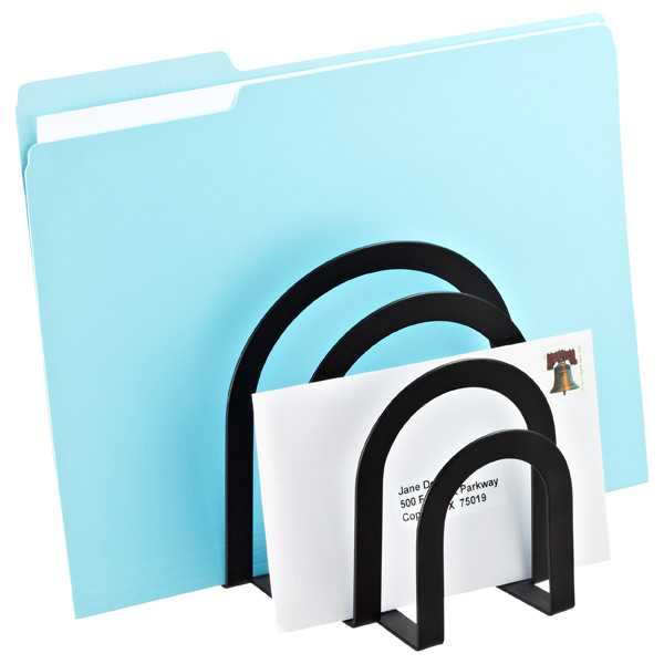 Elements File Organizer Black