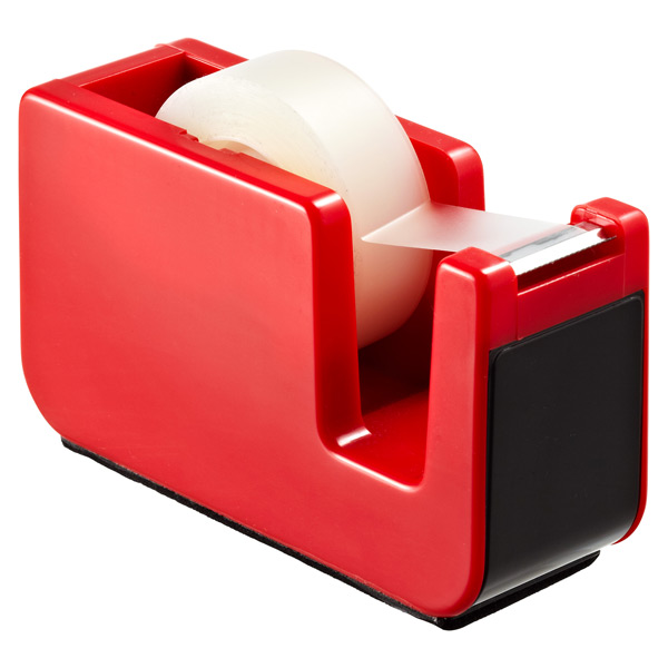 Retro Tape Dispenser Red