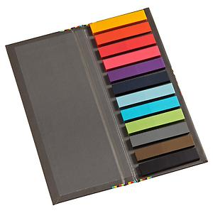 Page Markers Assorted Pkg/600