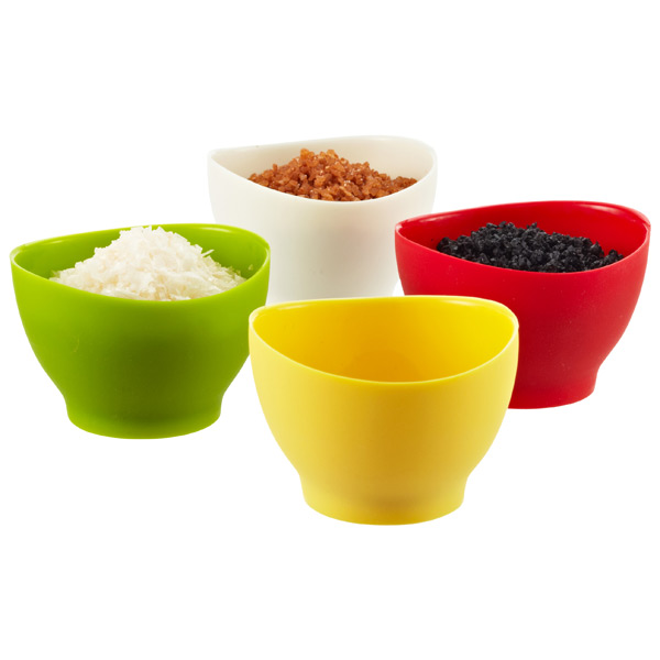 4-Piece Pinch Bowl Set Multi