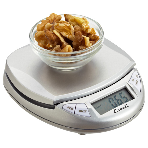 Digital Kitchen Scale Silver