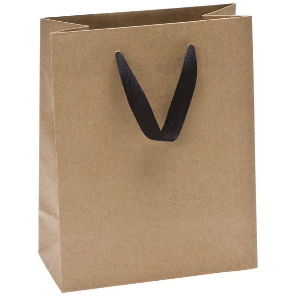 Medium Manhattan Recycled Tote Kraft