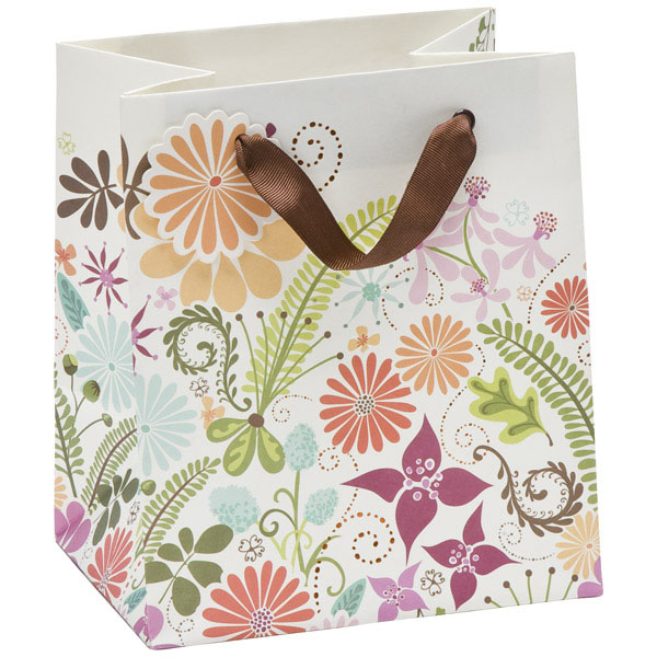 Floral Terrain Gift Totes