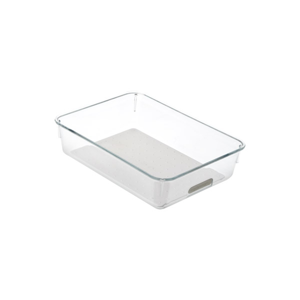 madesmart® Drawer Organizer Clear