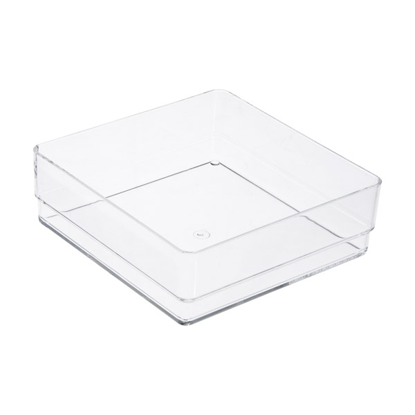 Stackable Drawer Organizer Clear