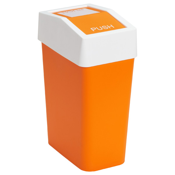 Brite Swing Lid Orange