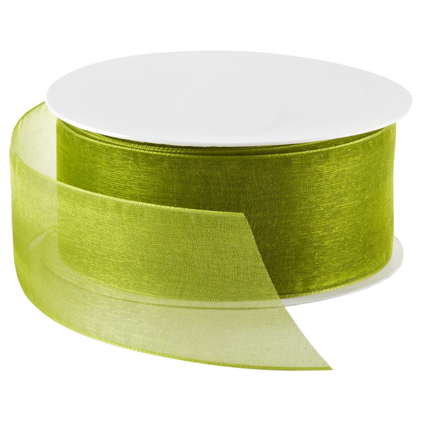 Sheer Ribbon Lemongrass