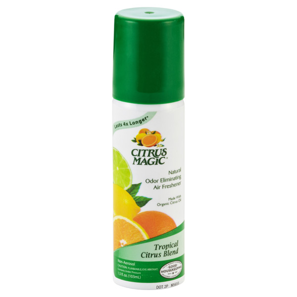 Citrus Magic® Air Freshener White