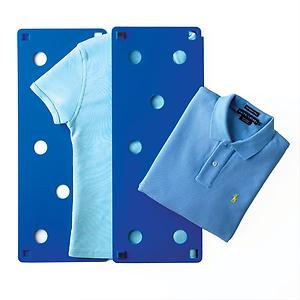 FlipFOLD Laundry Folder Blue