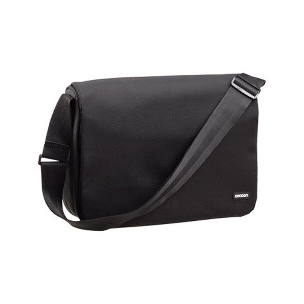"13"" Soho Messenger Black"