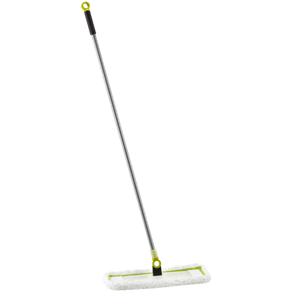 Lime Swivel-It™ Microfiber Floor Duster